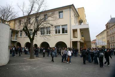 Collège Millau - 1