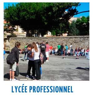 Lycée professionnel privé Millau